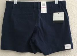 NWT Calvin Klein Jeans Womens shorts Marine-Blue size 6 - $24.50