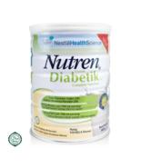3X800g ORIGINAL NESTLE NUTREN DIABETIK POWDER COMPLETE NUTRITION VANILLA... - $175.50