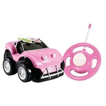 Christmas Gift Girls Toddler Remote Control Car Pink For Kids Birthday D... - $47.98