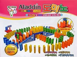 Domino Blocks 110Pcs, Improve abilities Creativity, Endurance, Concentration, Sp