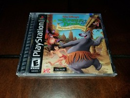 The Jungle Book Rhythm n' Groove Black Label PS1 Brand New **Inv02538** - $46.32