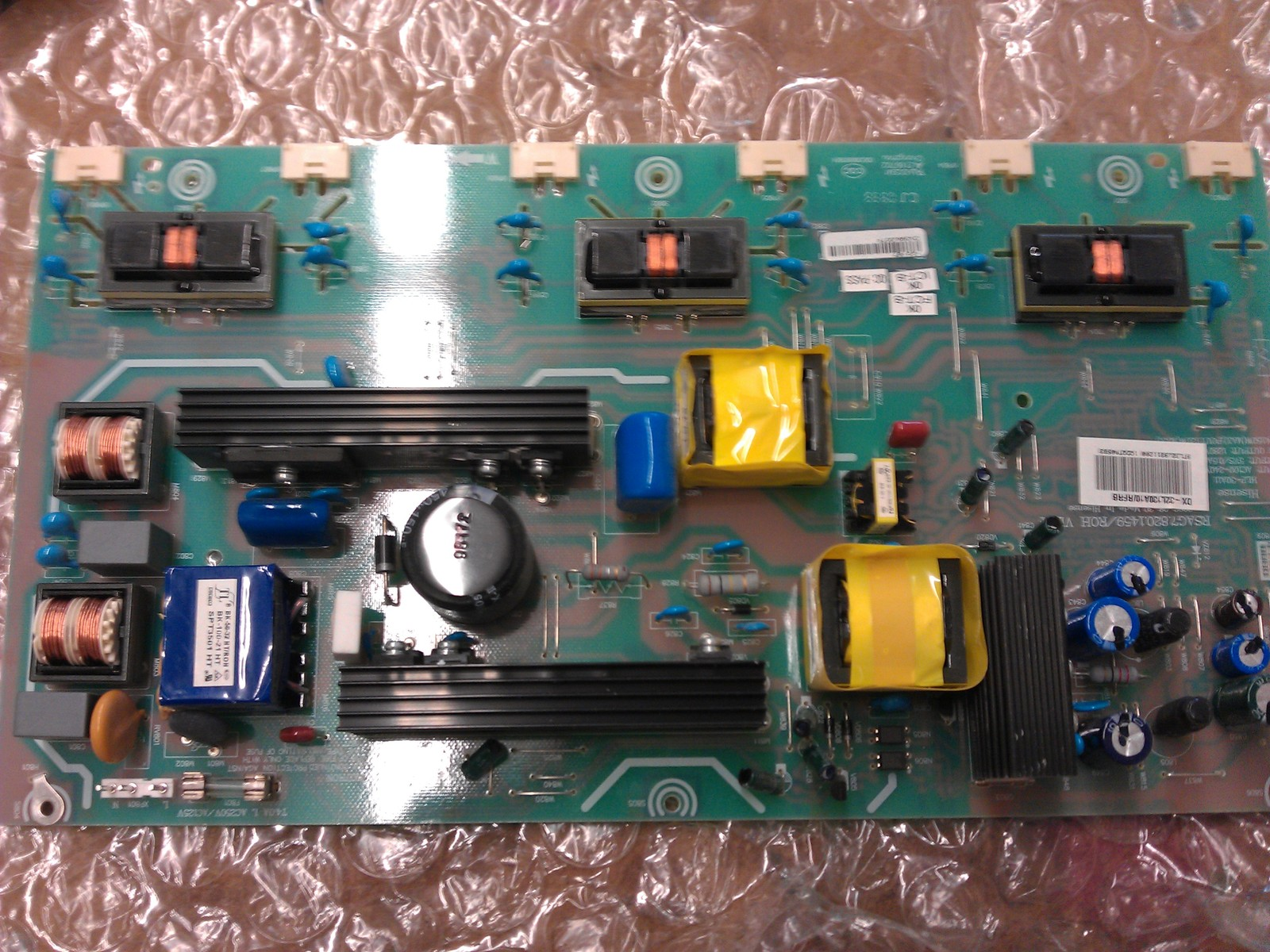 123187 Power Supply Board  from Dynex DX-32L130A10 LCD TV
