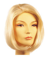 DELUXE QUALITY JOAN RIVERS COSTUME CHARACTER WIG WIGS - $39.95
