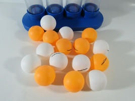 Funnel Pong Game Three In A Row Ping Ball - $20.79