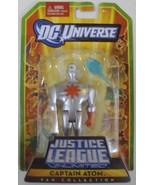 DC Universe Comics Justice League Unlimited Captain Atom Fan Collection ... - $18.00