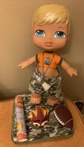 Bratz Big Babyz Boyz Babys Cameron With Accessories Doll - $74.54