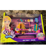 Polly Pocket Transformation Playset Go Tiny Room Mattel Rare - $38.60