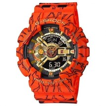 G-SHOCK x Dragon Ball Z Casio Watch Limited Edition GA110JDB-1A4 - $273.90