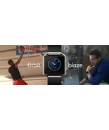 Fitbit Blaze Smart Fitness Watch Heart Rate Workouts - no wristband only... - $85.00