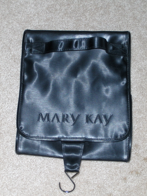 Mary Kay Travel Carrying Toiletries Cosmetics Tote Bag