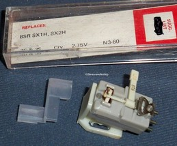 ARISTA 1468 CARTRIDGE NEEDLE for BSR SX1H Electro-Voice EV 272 Astatic 612 142 image 2
