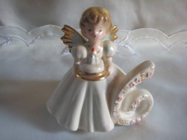 Vintage Josef  Originals Birthday Angel 6 Yr. old - $22.00