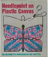 Needlepoint on Plastic Canvas Book by Brenner D... - $7.82