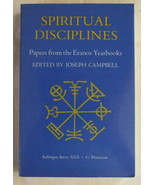 Spiritual Disciplines: Papers From The Eranos Yearbooks - $9.75