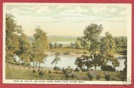 Sodus Mi St Joe River Tabor Farm Bachunas Postcard BJs - $7.95