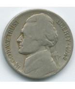 N112 - 1942 D Jefferson Nickel - $9,29 MXN