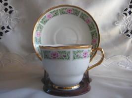 Pretty Cup & Saucer Set - $10.00