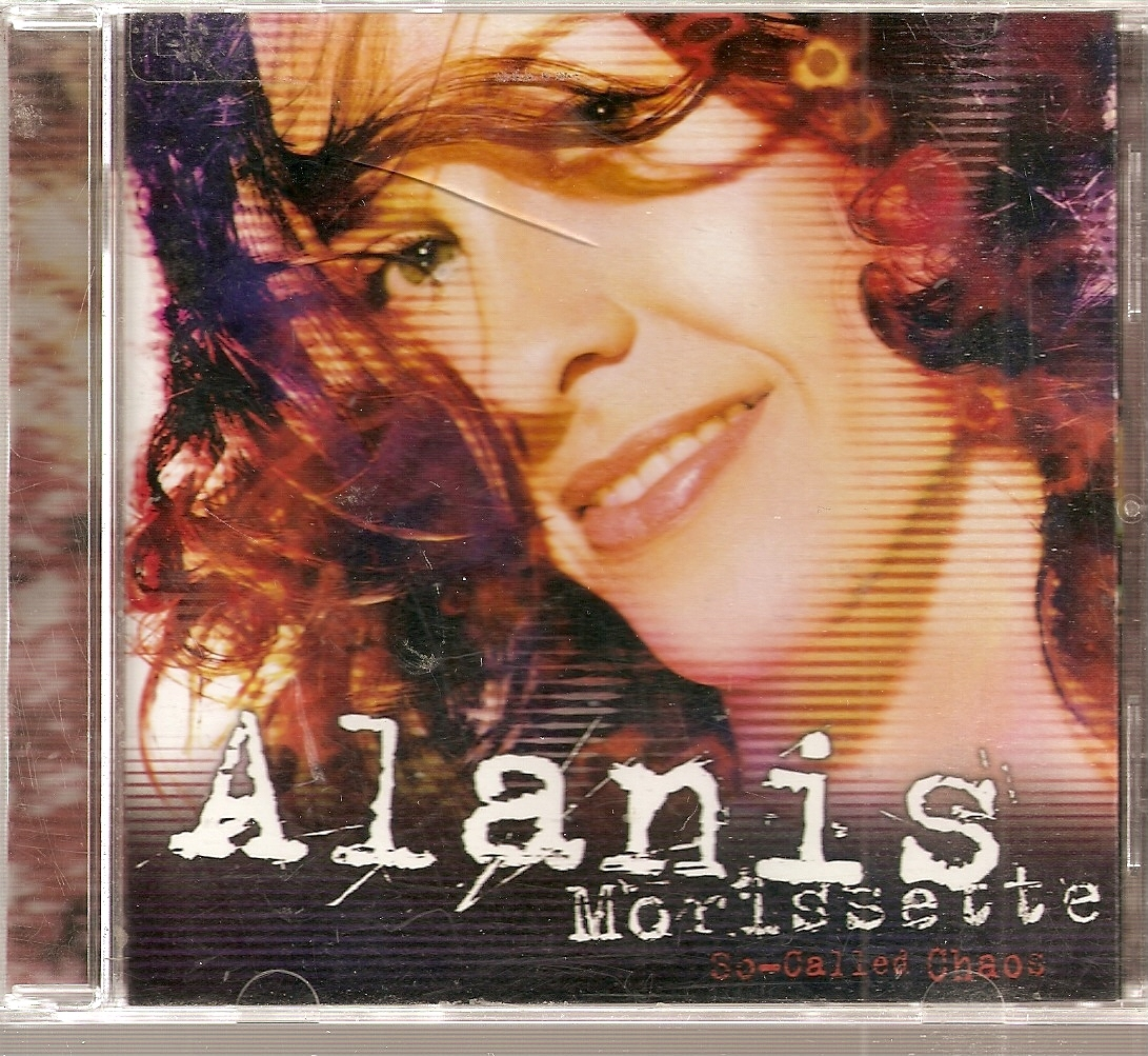 cd--Alanis Morissette 	-	 So Called Chaos