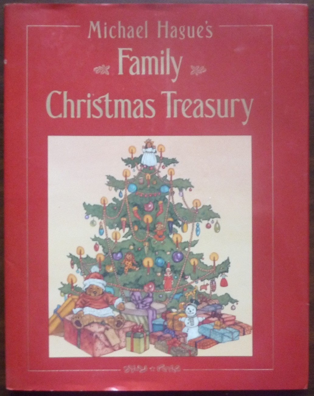 Michael Hague's Family Christmas Treasury
