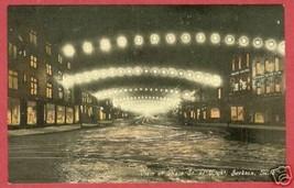 Jackson Mi Main St Night Lights Stores Michigan BJs - $10.00
