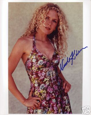 Nicole Kidman hand signed autographed photo young hot & sexy