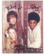 the mod squad cast signed photo Cole Lipton Williams - $95.00