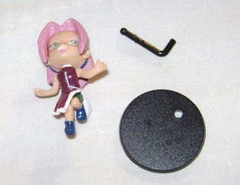 Naruto Super Deformed SAKURA-CHAN Figure With Stand Chibi - $2.95