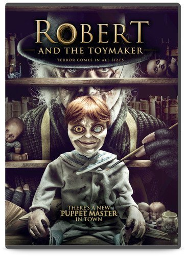 Robert and the Toymaker DVD