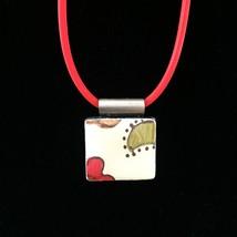 Scrabble Tile Pendant (19.164) - $15.00