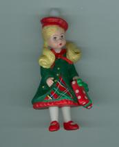 Hallmark Keepsake Christmas Ornament Yuletide Shopper Madame Alexander S... - $7.99