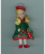 Hallmark Keepsake Christmas Ornament Yuletide Shopper Madame Alexander S... - $9.99