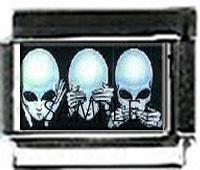 Aliens hear speak done
