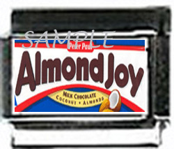 Almond joy done