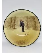 "Vintage 1970s Royal Doulton - Shakespeare Series ware Porcelain ""HAMLET"" Bowl - $70.00"