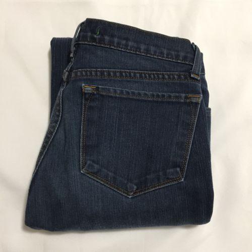 J Brand Bootcut Jeans Size 28 Womens Dark Blue Style #8502U324