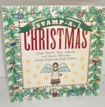 Stamp A Christmas Stamp Designs by Judy Pelikan - $10.00