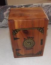 Cedar Bank / Box - $39.95