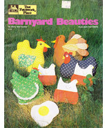 BARNYARD BEAUTIES BY MARY FARMER SEWING PATTERNS - $4.95