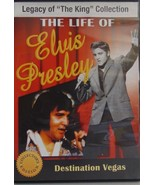 "The Life Of Elvis Presley Legacy of ""The King"" Collection Destination Ve... - $98.97"