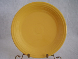 Vintage Fiestaware Yellow Lunch Plate Fiesta  C - $12.00