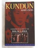 Kundun: A Biography of the Family of the Dalai Lama - $5.65