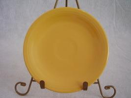 Vintage Fiestaware Yellow Bread Butter Plate Fi... - $6.40