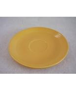 Vintage Fiestaware Yellow Teacup Saucer Fiesta  B - $4.80