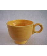 Vintage Fiestaware Yellow Ring Handle Teacup Fiesta C - $17.82