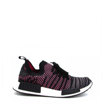 Zapatos Adidas Unisex/Mujer/Hombre NMD R1 STLT, Sneakers Negro/Gris/Azul - $138.02+