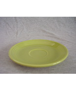 Vintage Fiestaware Chartreuse Teacup Saucer Fiesta  A - $16.00