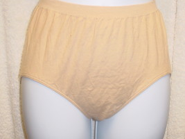 Jockey Seamfree Panty 7/Large Nude SP-Slightly Imperfect Lot of 2 NWOT - $13.99