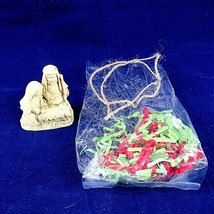 "Mini Christmas Nativity Gift Set in Bag with Confetti 3"" Resin Party Favors - $8.90"