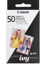 Canon ZINK Photo Paper Pack, 50 Sheets - $24.99
