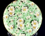 Shelley green daisy saucer thumb155 crop